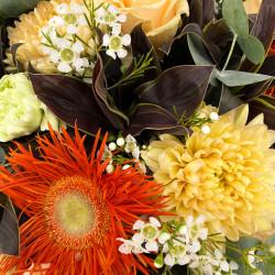 Le Safran | Bouquet de saison | Fleurs Ô Naturel