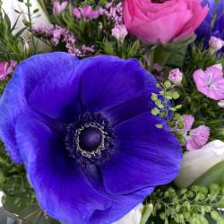 Bouquet de fleurs , livraison 4h en France