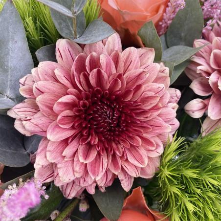 Bouquet de fleurs, livraison 4h en France