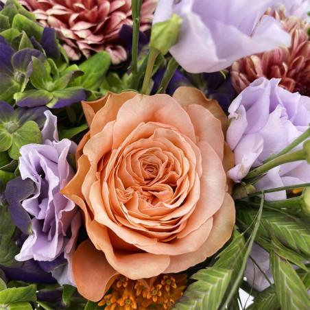 Bouquet de fleurs, livraison 4h.